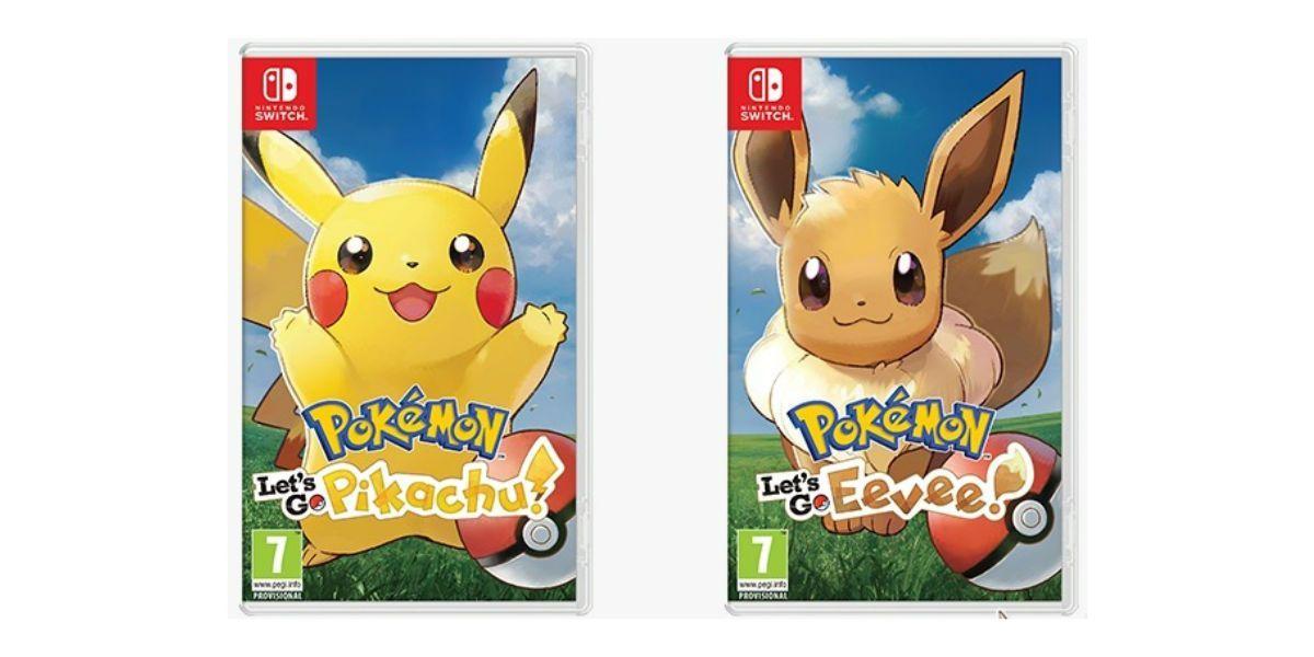 Asi Es El Nuevo Juego De Pokemon Para Nintendo Switch Lo Quiero Ya