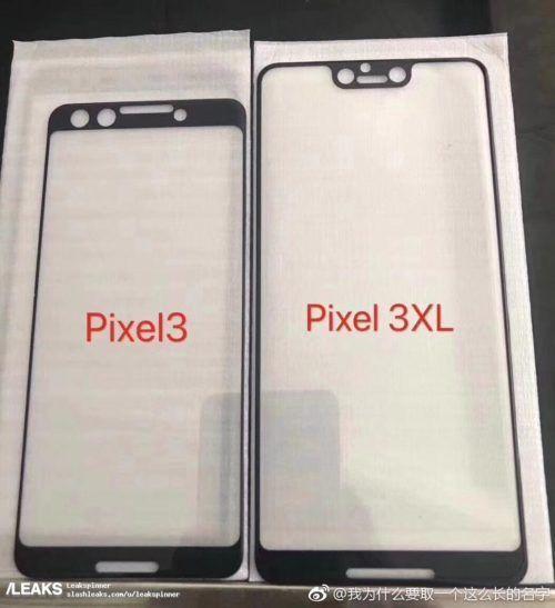rumores del pixel 3 xl