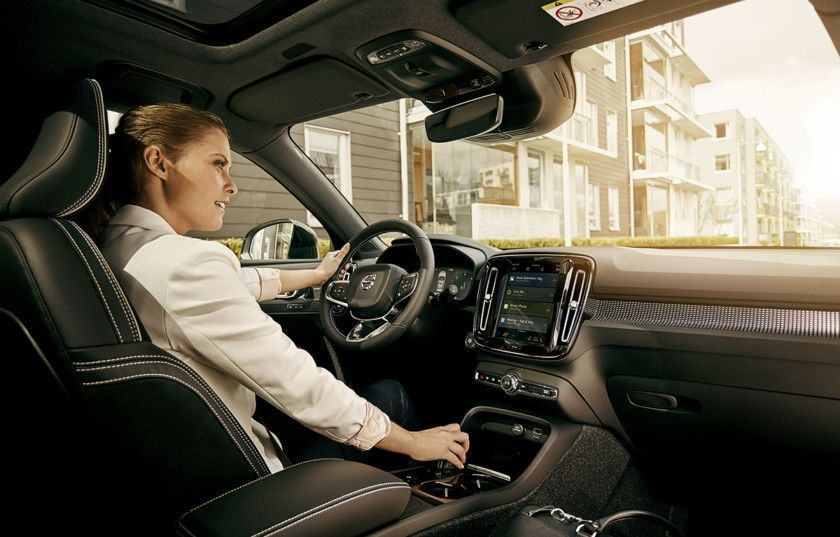 automóviles Volvo