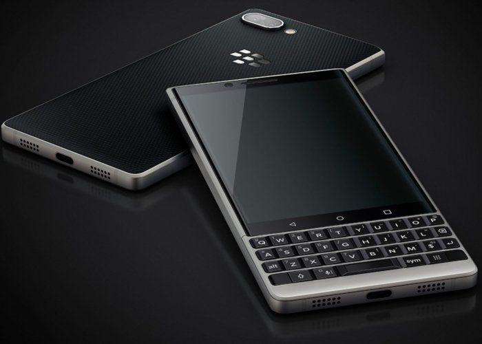 blackberry key2 en méxico