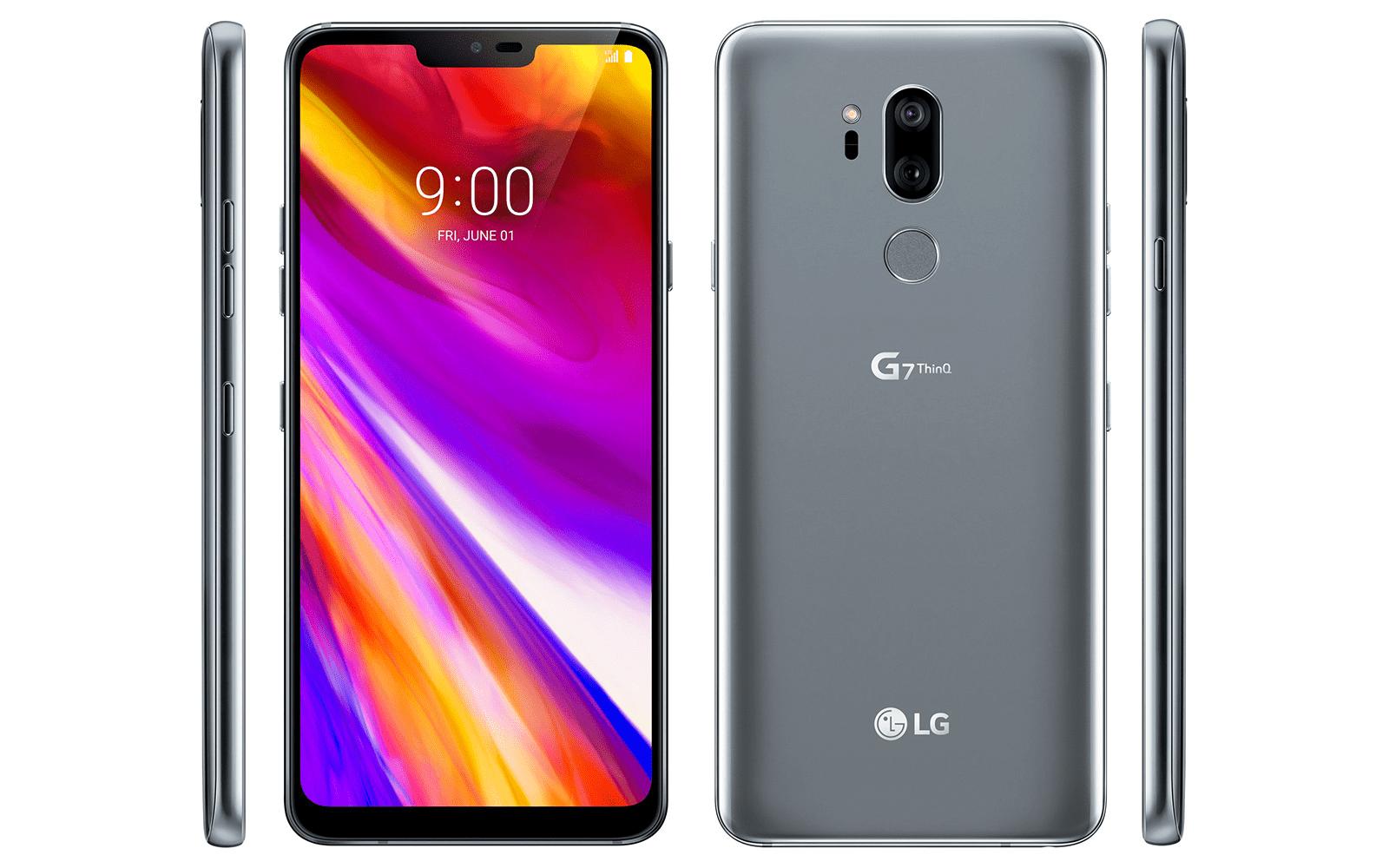 LG V40 LG G7