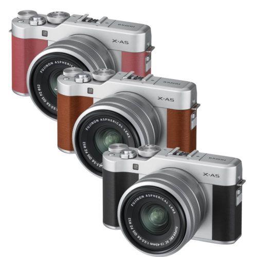 Fujifilm X-A5 en México