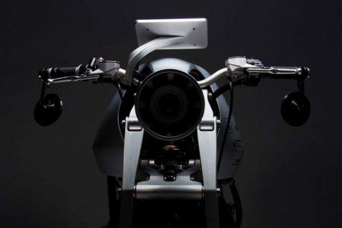 Ethec Electric Motorbike, la motocicleta eléctrica