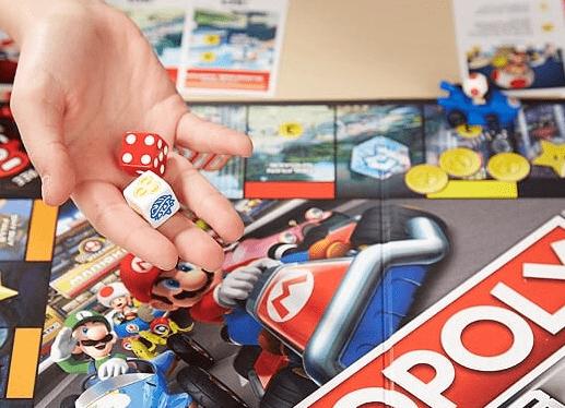 A Jugar Conoce El Nuevo Juego De Mesa Monopoly Gamer Mario Kart