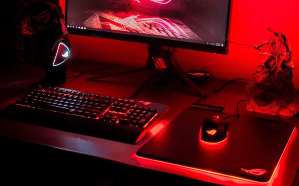 ROG Balteus, el mouse pad para gamers de Asus
