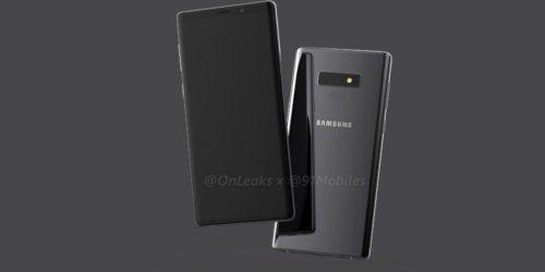 batería del Galaxy Note 9