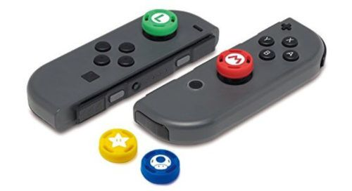 Accesorios para Nintendo Switch en Amazon
