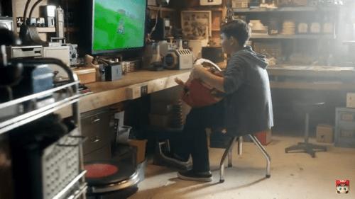 Nintendo Labo de vehículo