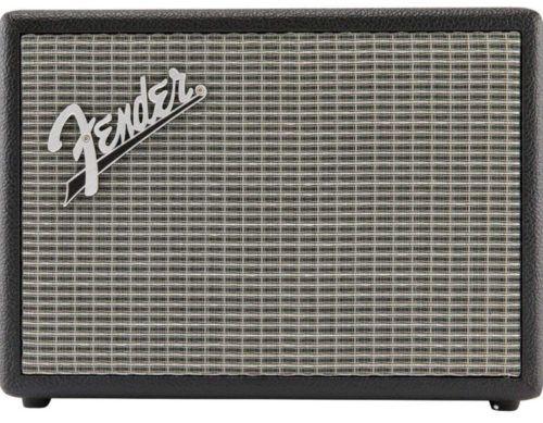 Monterey Bluetooth Speaker, el altavoz Bluetooth de Fender.
