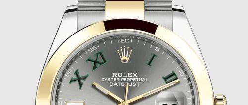Rolex Datejust 41, el reloj oficial de Wimbledon