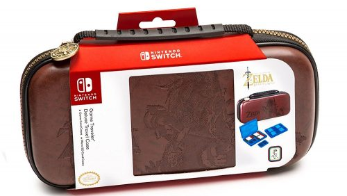 estuches para nintendo switch