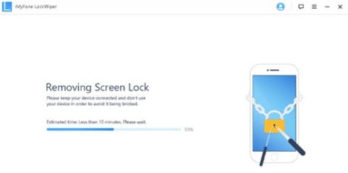 iMyPhone LockWiper o cómo desbloquear un iPhone con código