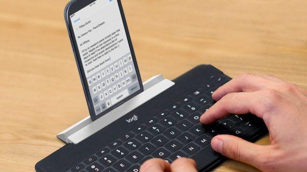 teclado con resistencia al agua