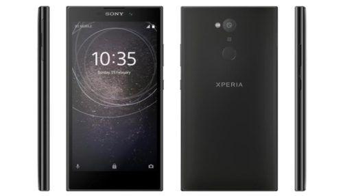 Xperia L2 celular para videojuegos