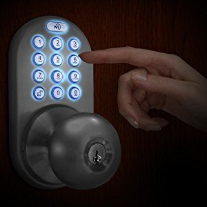 cerraduras inteligentes. cerradura