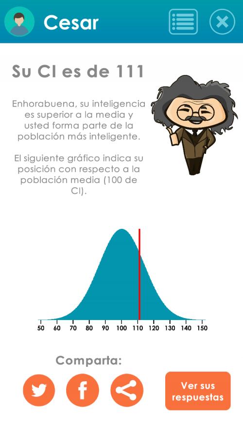 CI Pro cómo saber el coeficiente intelectual lógico