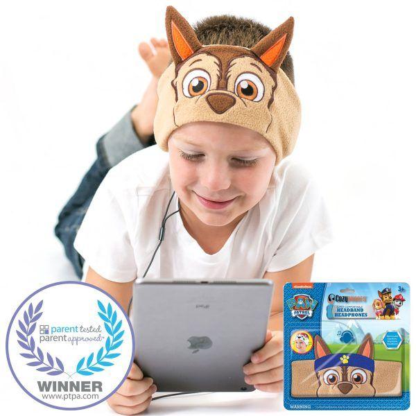 audífonos para niño