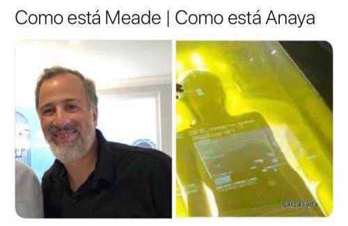 memes de meade con barba