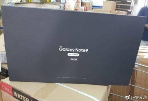 accesorios del galaxy note 9
