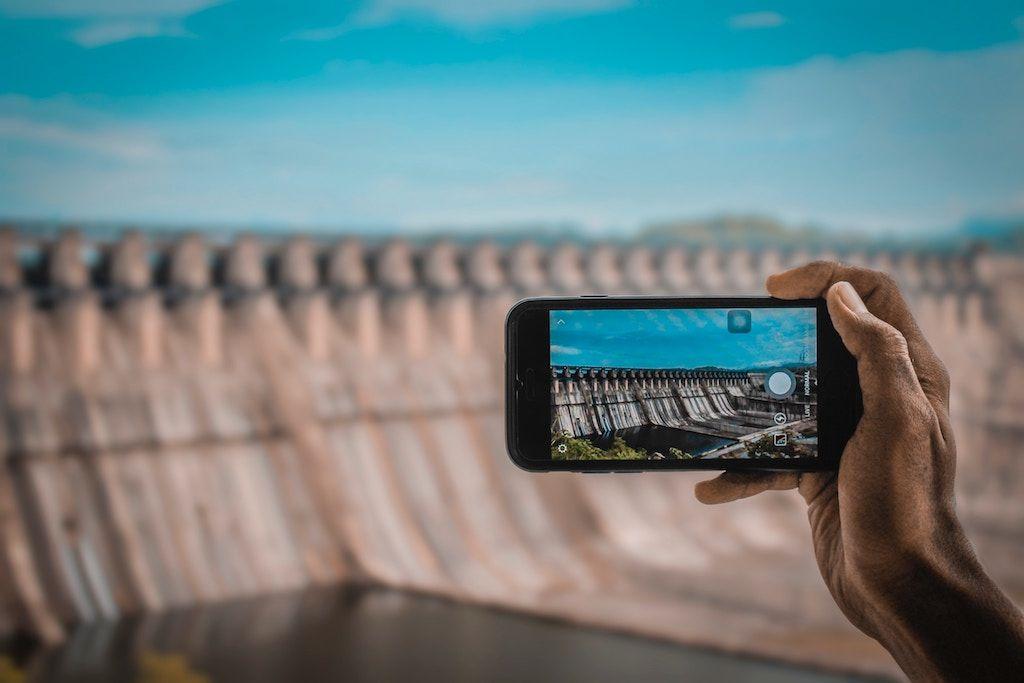 tomar fotos con smartphone