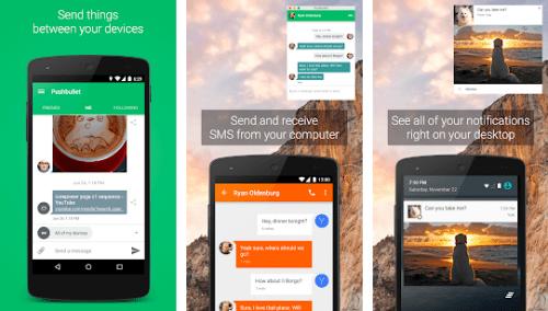 Compartir archivos desde Android