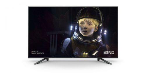 televisores para ver netflix de sony
