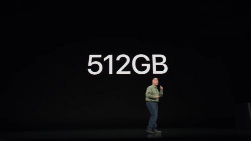 Novedades del iPhone XS