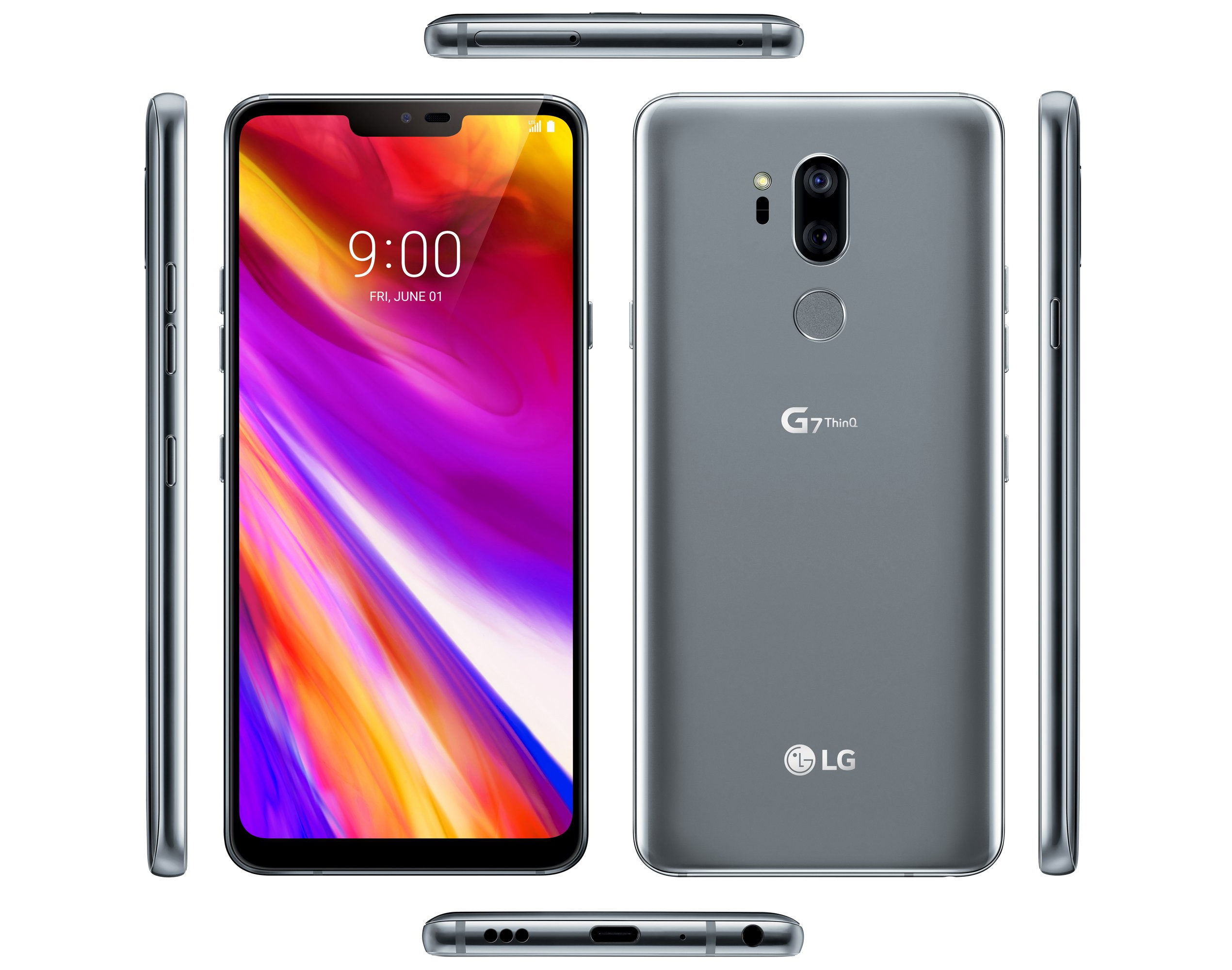 iPhone XS VS LG G7 ThinQ