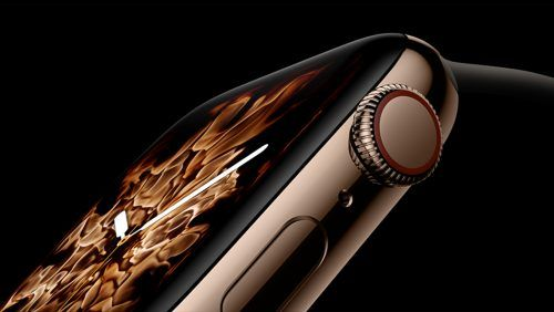 Apple Watch Series 4. smartwatch