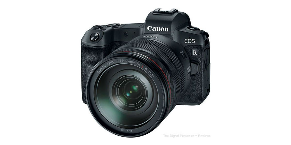 Conoce la nueva cámara sin espejo Canon EOS R. |