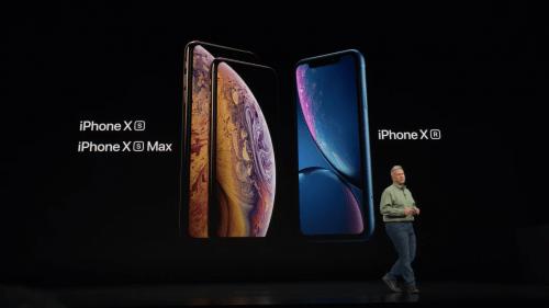 Novedades del iPhone XS que se parecen a Android.