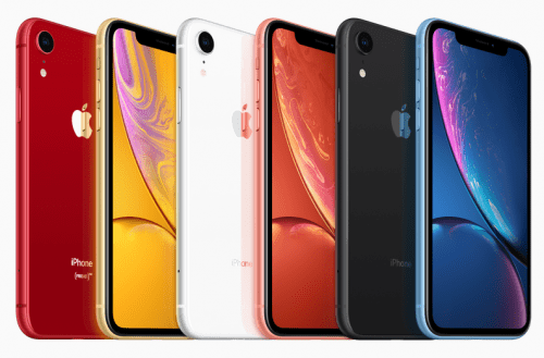 iPhone XR en México