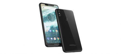 caracterìsticas del Motorola One