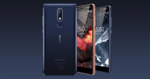 Nokia 51.