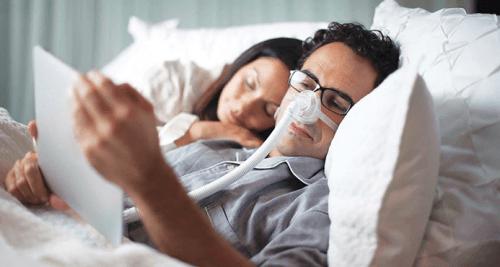 problemas de sueño Sleep & Respiratory Care en Philips México