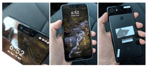 fotos del Pixel 3 xl