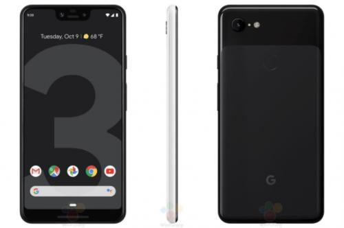 nuevas fotos filtradas del Google pixel 3 xl