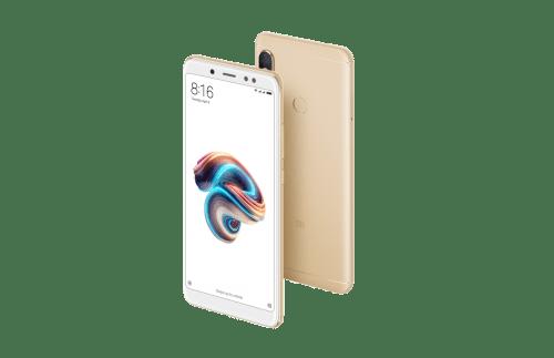 características del Xiaomi Redmi Note 5