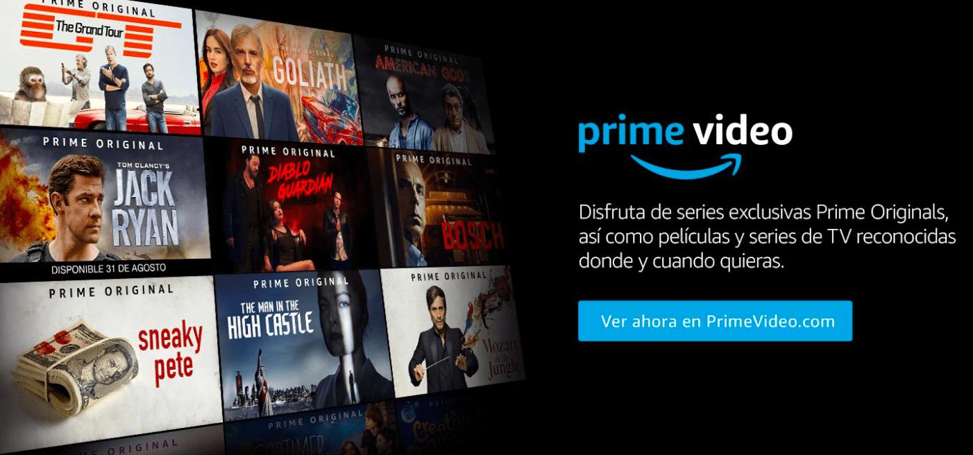 Amazon Descuentos Peliculas