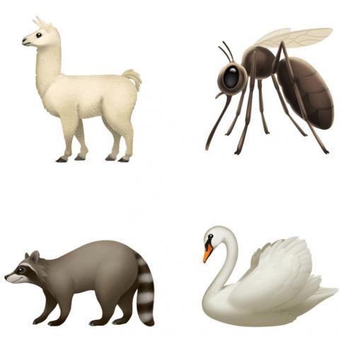 emoji en iOS