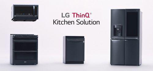 cocinas inteligentes de LG