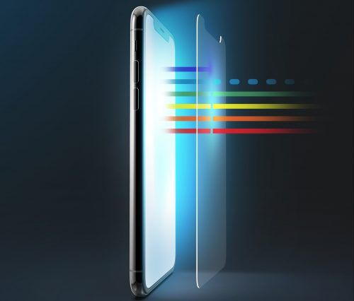mica protectora para iphone xs max