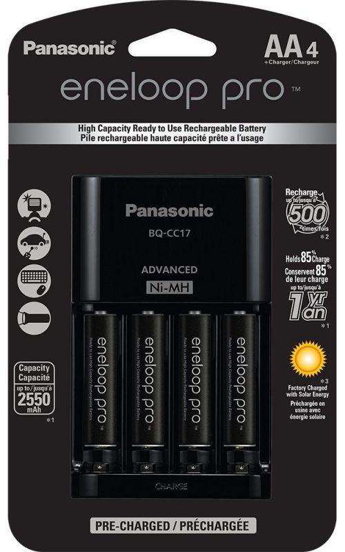 mejores baterías recargables