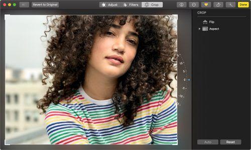 Copiar los ajustes de una foto en Fotos