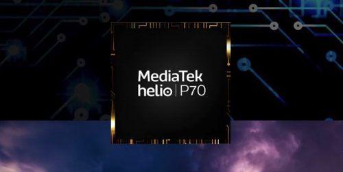 Helio P70 de MediaTek