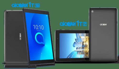 tabletas Alcatel con android go en México