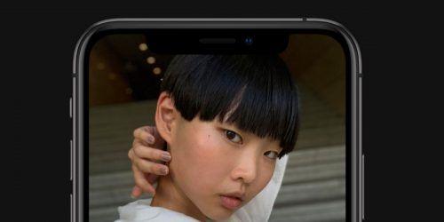 iphone xs selfies con iOS 12.1
