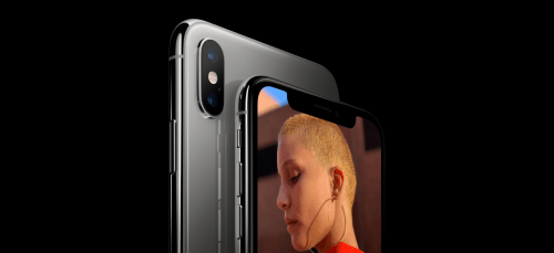 iphone xs selfies con iOS 12.1