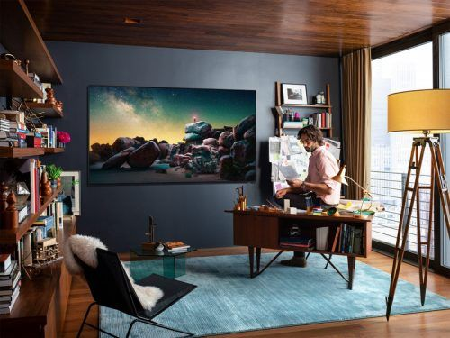 televisores OLED 8K de Samsung