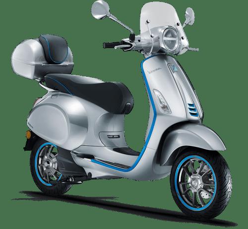 moto eléctrica Vespa Elettrica